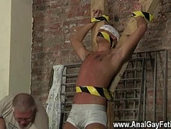 Video gay asian sex extremes Slave Boy Made To Squirt
