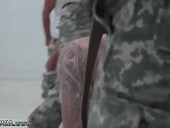 Gay sexy army nude video The Hazing, The Showering and The Fucking