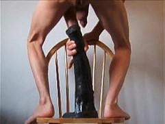 The Black Stallion Horse Penis Anal strapon Fuck, Fist, and Piss Play