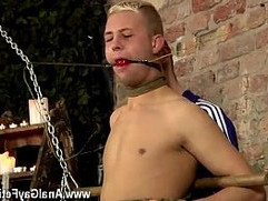 Gay jocks Deacon may be new to the world of salami and super naughty