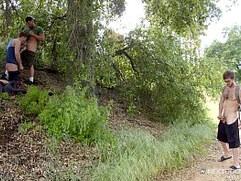 donte thick joins 2 hunks in public park nextdoorstudios