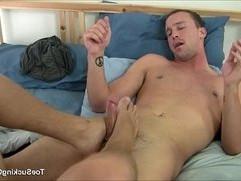 Hot Gay Foot Fetish Love