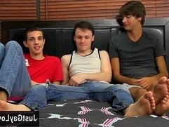 Naked gay boss The versatile guy has both Conner Bradly and Jayson