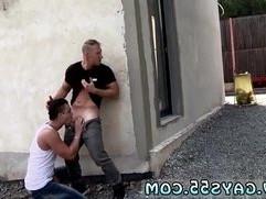 America old man gay porn movies Horny Men Fuck In Public!