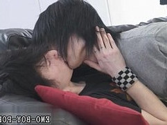 Gay asian outdoor sex first time Cute Emo Josh Osbourne gets